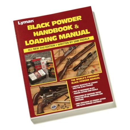Lyman Black Powder Handbook